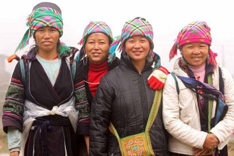 Zu Besuch bei den Bergvölkern Vietnams