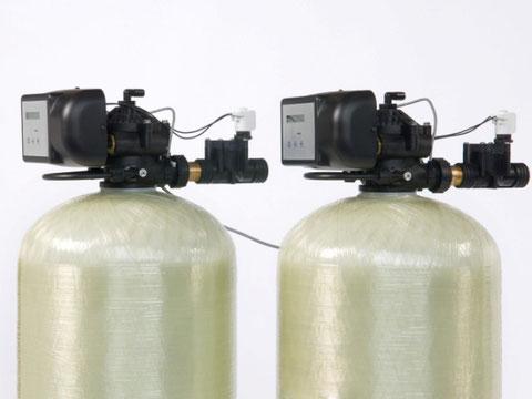 Industrie Wasserenthärtung