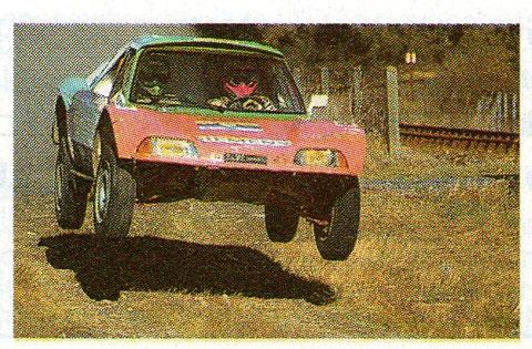 1990 - Compte Tours - Patrick CALZAVARA