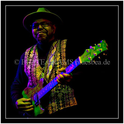 Larry Garner - 27.04.13 - Savoy, Bordesholm
