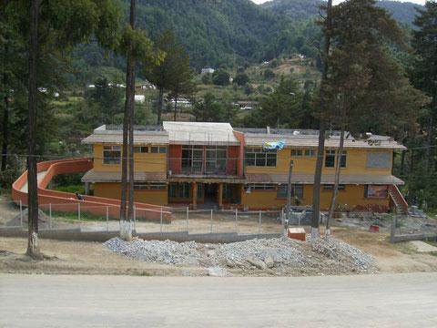 Centro de Salud Comitancillo S.M.