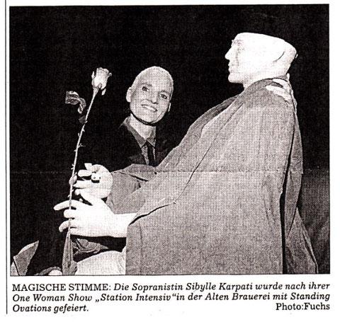 Süddeutsche Zeitung Nr. 91 - Montag 21. April 1997 - Feuilleton