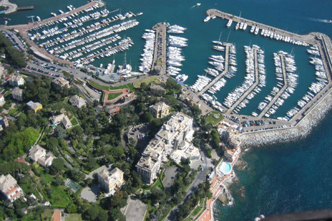 Golfreise Italien Golfpaket Golf Ferien Reisen Golfhotel Rapallo Portofino Grand Hotel  Olivenöl Weingut Hafen Segeln