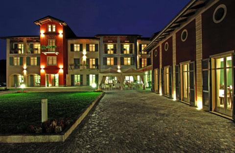 Hotel Cortese Lago Maggiore Golfpakete Ferien Italien Stresa Ortasee