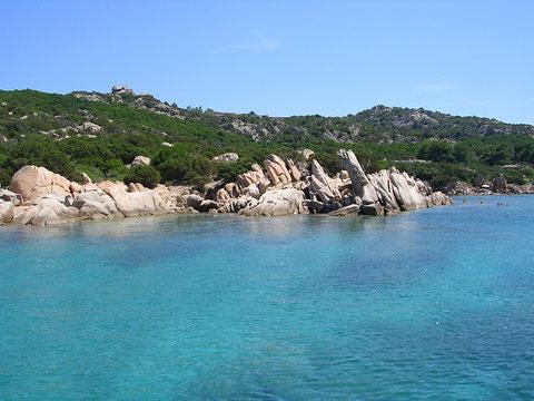 Golfreise Italien Golfpaket Golf Sardinien Strand Meer Ferien
