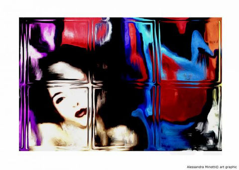 Minotti Alessandra - Revolutioning Rules - fotografia carta - 70 X 50