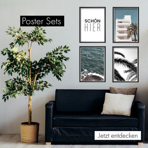 holz-bilderrahmen-poster-motive-bilder-foto-collection-poster set- bilder set- passende bilder-