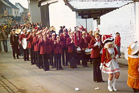 Echo Karneval Oberdrees