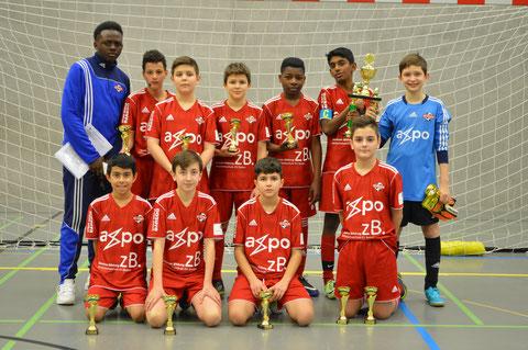 Junioren D3 -  FC Baden