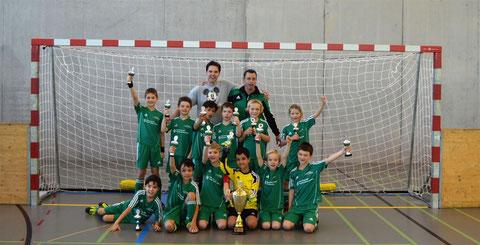 F Junioren Block 1  -  FC Mutschellen