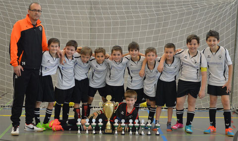 Junioren E2  -  FC Urdorf Eb