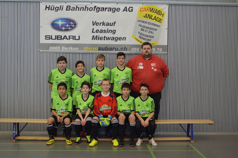 FC Bremgarten Da
