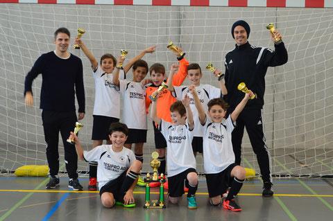 Junioren E1_2 -  FC Urdorf