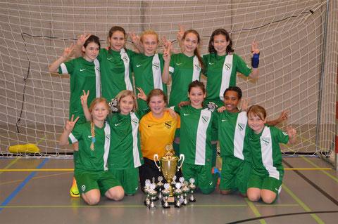 Juniorinnen D   -  FC Erlinsbach