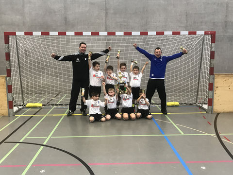 Junioren Fussballschule -  FC Wohlen