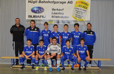 Aare Rhy Team