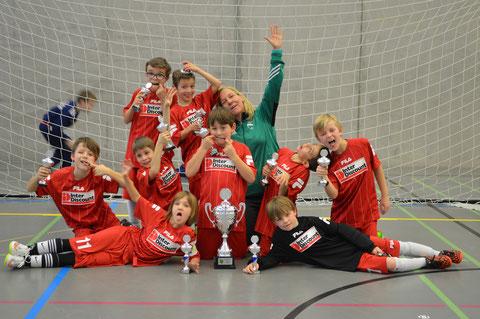 Junioren E3   -  FC Erlinsbach Ec