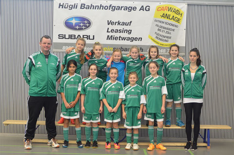 FC Mutschellen Juniorinnen