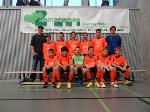 FC Sins Dietwil - Team SiDi