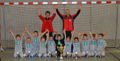 F Junioren Fussballschule  -  FC Hausen am Albis
