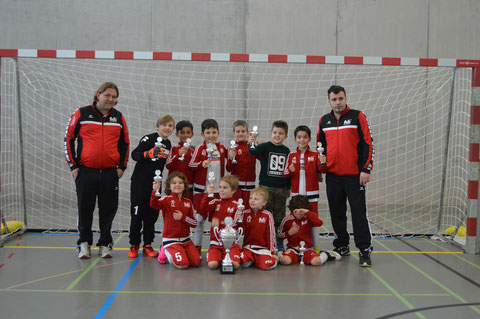 Junioren F2  -   FC Bülach