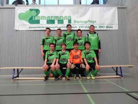 Team Bünz Maiengrün