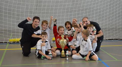 Junioren F  Block 2   -   FC Urdorf