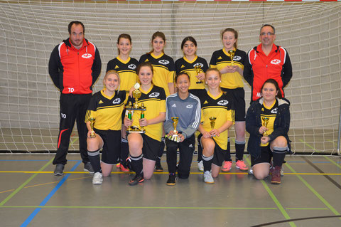 Juniorinnen B -  FC Embrach