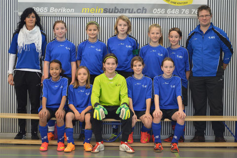 AFV U13 Girls