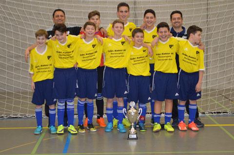 Junioren C3   -  FC Tägerig