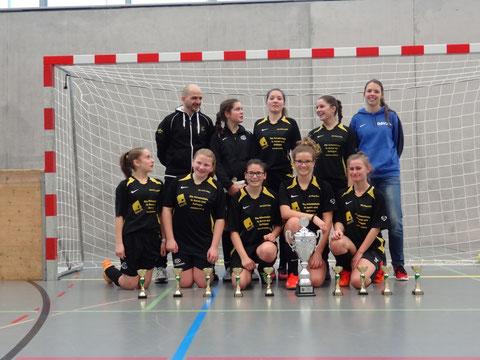 Sieger Juniorinnen B BSC Zelgli Aarau