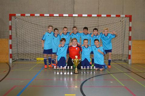 Junioren D3  -   FC Wohlen