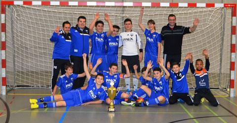 Junioren C3   -  Aare Rhy Team