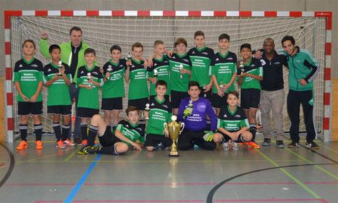 Junioren D2  -   FC Mutschellen Da