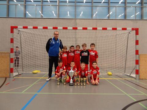 Sieger Junioren F 2. Block FC Urdorf Fa
