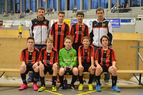 FC Wettswil - Bonstetten Cb