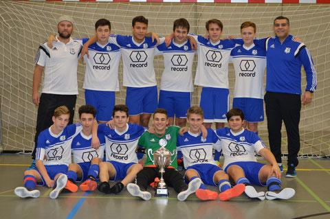 Junioren B  -   FC Fehraltdorf