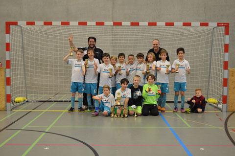 Junioren E3 -  FC Mutschellen
