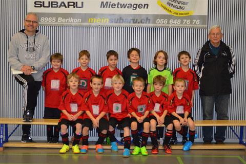 FC Mutschellen Fe