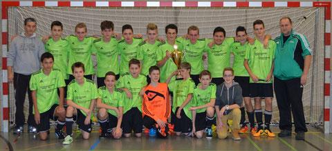Junioren C2  -   FC Mutschellen