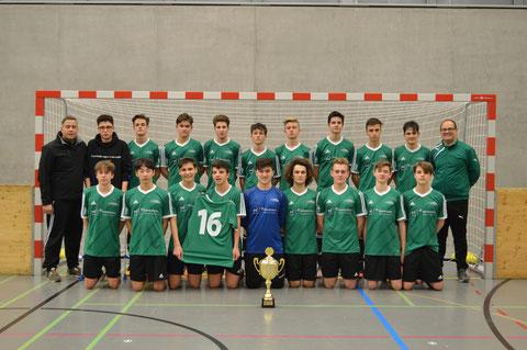 Junioren B -  FC Mutschellen