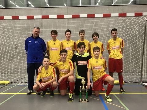 Junioren C3 -  FC Uitikon