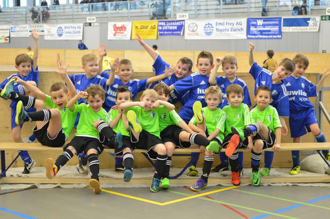 FC Wohlen FSa und FSb
