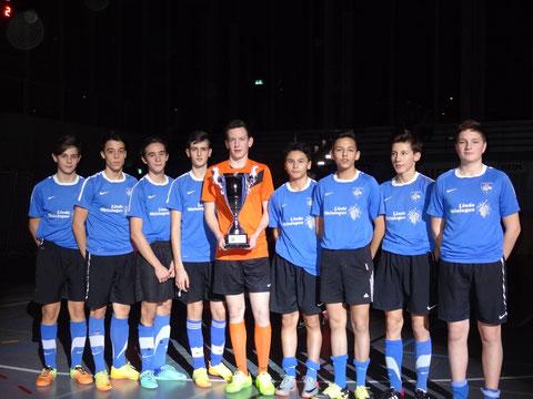 Sieger Junioren B  FC Oetwil - Geroldswil