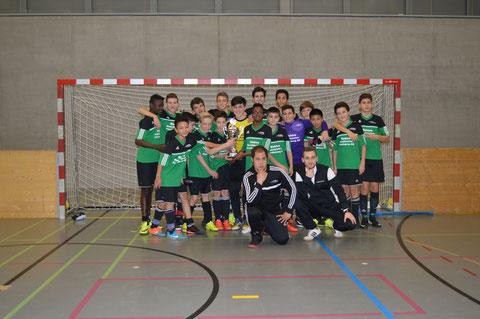 Junioren C2  -  FC Mutschellen Ca