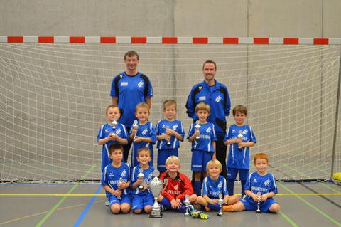 F Junioren Fussballschule  -  FC Affoltern am Albis