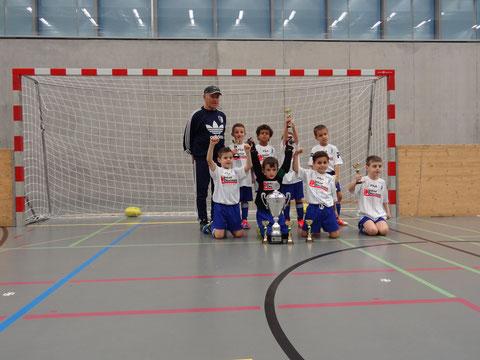 Sieger Jun F  Fussballschule - FC Wohlen