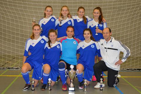 Juniorinnen B   -   FC Blue Stars Zürich