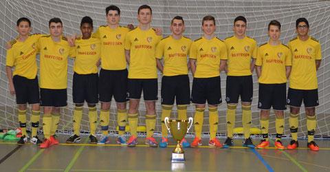 B - Junioren  -  FC Villmergen