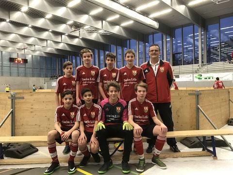 FC Niederwl Team B